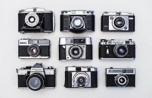 Analog Film Cameras